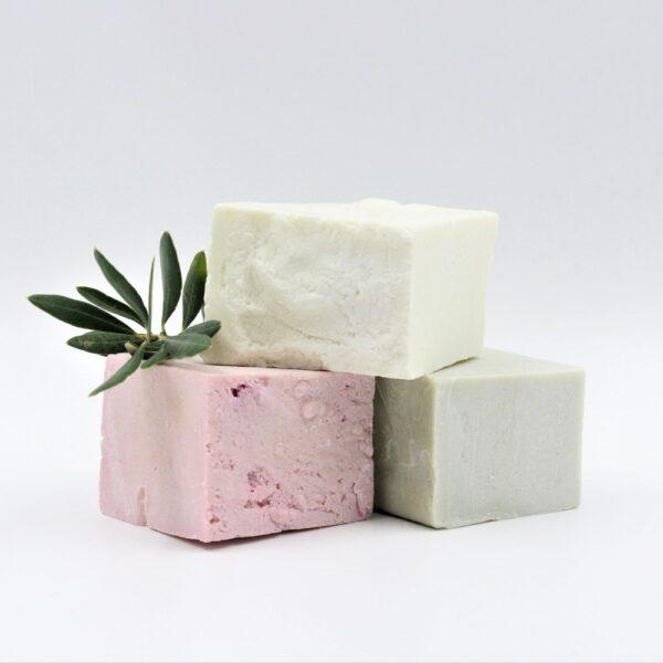 Βραστό Σαπούνι 3 είδη